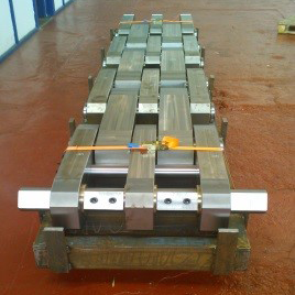 CONCAST dummy bar chain