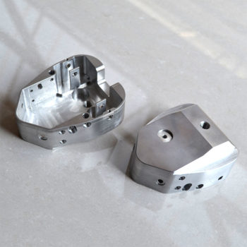 Front housing for a drain camera