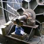 Aberdulais Waterwheel Refurbishment
