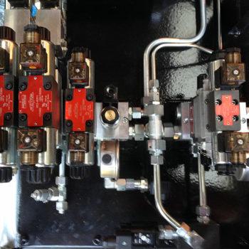 Waterwheel Refurbishment Hydraulic Control
