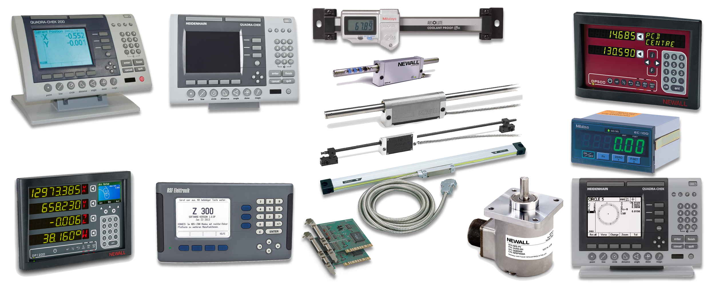 Selection of DRO Equipment